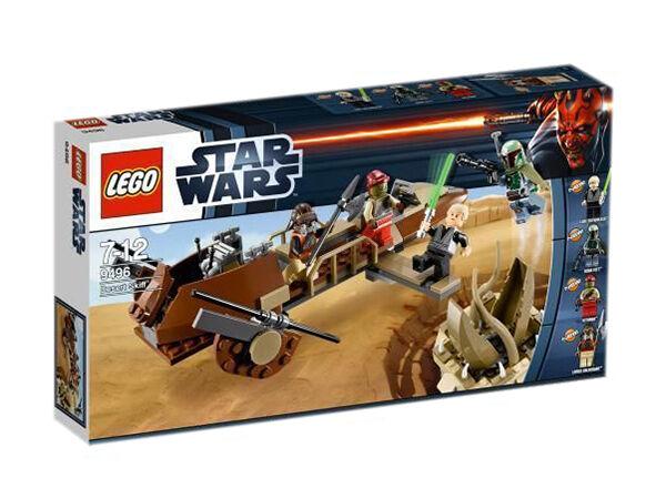 Desert Skiff Lego Star Wars Set