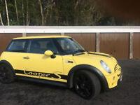 Automatic Mini Cooper S