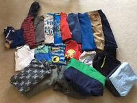 24 pieces of boy's clothes bundle