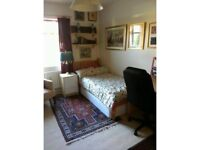 Available now - Double room for single female occupancy off Mill road