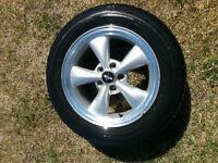 "++Silver Bullitt Wheels - Mustang 17"""