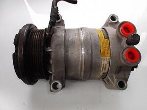 GMC Chevrolet Blazer Express 1996-2005 A/C Compressor 15765202