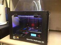 Makerbot Replicator 2X (3D Printer)