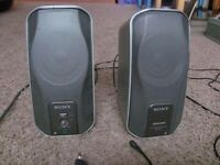 sony srs-A205 mage bass speaker