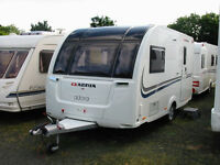 IMMACULATE 2-BERTH TOURER BARELY USED