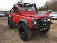 1984 Land Rover 90 2.5 D Pick-Up 2dr