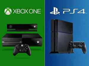 Looking to buy your PS4, Xbox One, Wii U Bundles!  London Ontario image 1