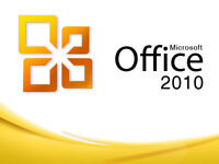 Microsoft Office Professional Plus 2010 for Windows