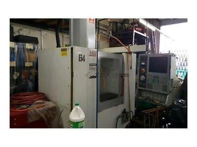 2001 Haas Mini Mill 1950 Cutting Hours 10 Atc 40 Taper 6000 Rpm 7.5 Hp