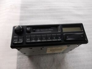 Mercedes-Benz ML Class 1998-1999 Radio Casset Player 0038207386