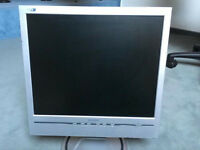 "Philips 170B 17"" LCD TFT Flatscreen Monitor 1280x1024 - collect in Bow"