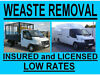 WASTE CLEARANCES / Rubbish Removal / DOMESTIC & COMMERCIAL / Licensed & Reliable / LOW RATES Streatham, London