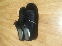 BALLY shoes, size 9