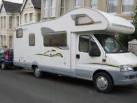 swift 630g motorhome