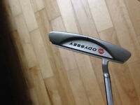 Golf baton golf club Odyssey Fual Force putter Right droitier