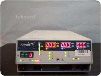 Arthrex Ar-9600 Opes Esu Electrosurgical Unit 243503
