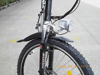 250W FRONT SUSPENSION ELECTRIC MOUNTAIN BIKE