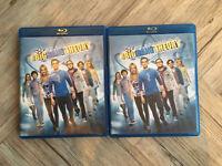 Big Bang theory bluray DVDs season 1-6
