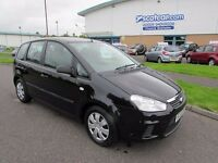 FORD C-MAX 1.6 STUDIO One Previous Owner Was £3695 Now Only £3495