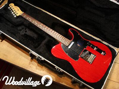 Fender USA AM STD TL American Standard Telecaster beautiful rare EMS F/S*, usado segunda mano  Embacar hacia Argentina