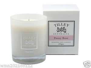Tilley Scented Soy Wax Candle(Choose Fragrance)