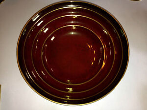 Carlton Ware Vintage Rouge Royale made in England Red & Gold Dec Gatineau Ottawa / Gatineau Area image 7