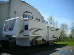 FIFTH WHEEL SELECT SUITE 36`11`` DOUBLETREE