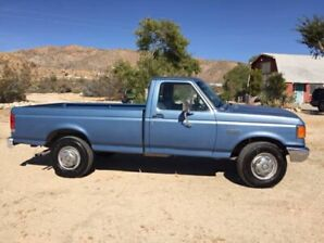 Southern California Ford F250