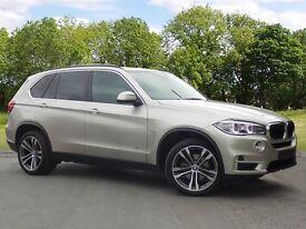 BMW X5 XDRIVE30D SE (silver) 2015