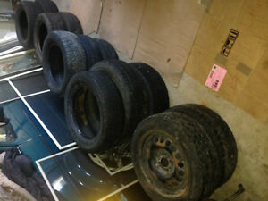 Many sizes to pick from -$15/tire only---Best Deal on Kijji Cambridge Kitchener Area image 1