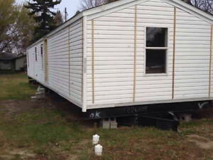 Mobile Home For Sale/Delivery Included to Fort Francis
