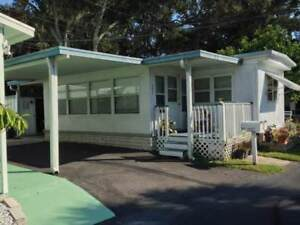 Very Affordable 1 bd mobile home, St-Pete area, Jan 2019