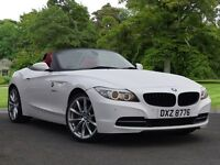 BMW Z4 2.5i SE 2dr (white) 2011