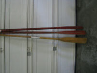Old Oars for decorating or cottage