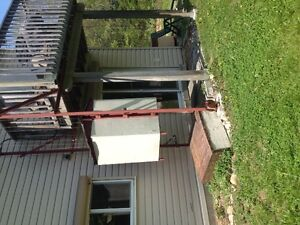 Firewood Elevator / Firewood Lift- Price lowered again- $1500