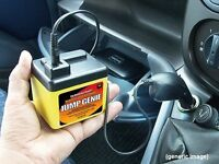 New Jump Genie EMERGENCY 12V CAR BATTERY BOOSTER CHARGER
