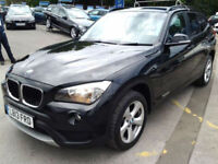 BMW X1 2.0TD sDrive EfficientDynamics (SAT NAV)