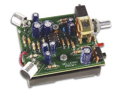 VELLEMAN MK136 Super Ear Amplifier Kit (solder version)