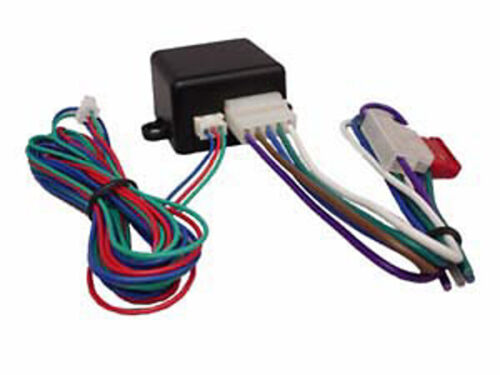 DLRM DLS car door lock relay module features two on-board relays for automotive