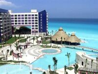 Dec 20-27. Villa,sleeps 8, at the Westin Lagunamar Cancun $4400