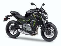 Kawasaki Z650 - Pre Registered
