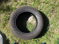 Set of P195/60R15 Goodyear Allegra Tires