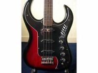 BURNS Bison bass guitar