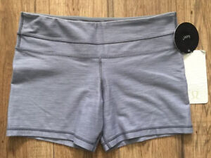 Lulu Lemon Groove Short New With Tags