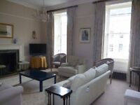 Short Term Let - Beautiful 3 bed property in B listed Georgian building (one-three month lets only)