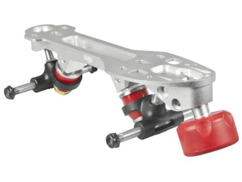 New! Powerslide Chaya Ophira  20° or 45° Skate Plates w/ Dual Center Mounting