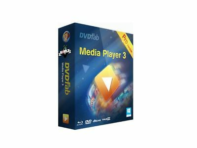 DVDFab Media Player Pro 3.2.0.1 | Best Video DVD Player Unlimited PC activation