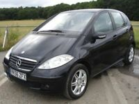 MAY 2006 MERCEDES A 160 CDI CLASSIC SE SERVICE HISTORY EXCELLENT CONDITION