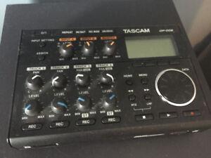 Tascam DP-006 enregistreur multipiste