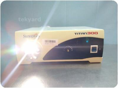 Sunoptics Surgical Titan 300 S300t Light Source 256461